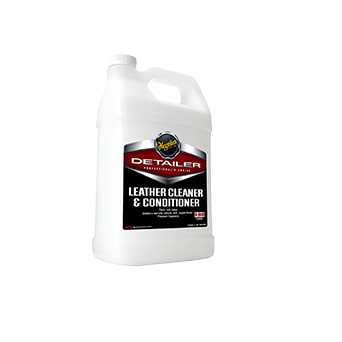 Meguiar's Leather Cleaner and Conditioner - 3.78 litres D18001