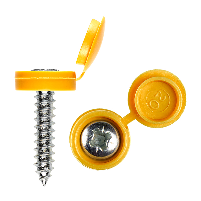 Self tapping screws 3/4